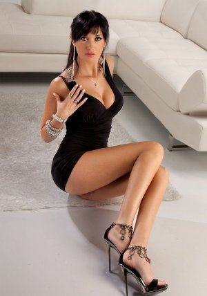 Nataly escort girl in Bixby, sex party